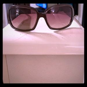 Michael Kors 3-D logo sunglasses